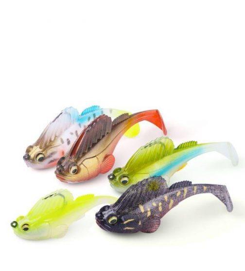 Soft Bite Fishing Lure