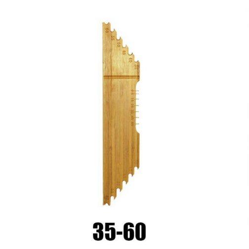 Sub-Liner Ruler
