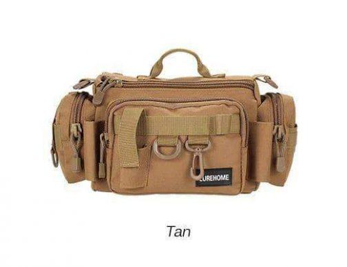 Multi-Functional Fishing Bag