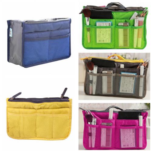 Multi-Pocket Handbag Organizer