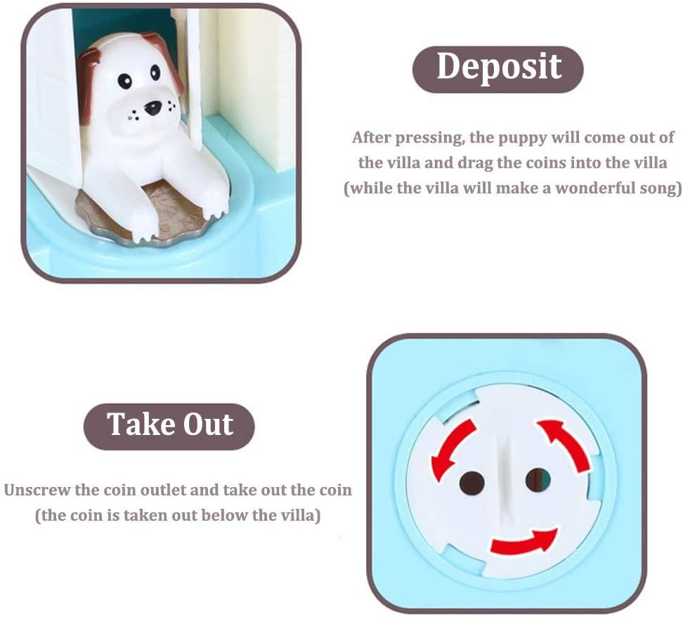 Dog House Piggy Bank