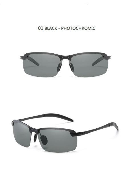 Seek-Fish Chameleon Glasses