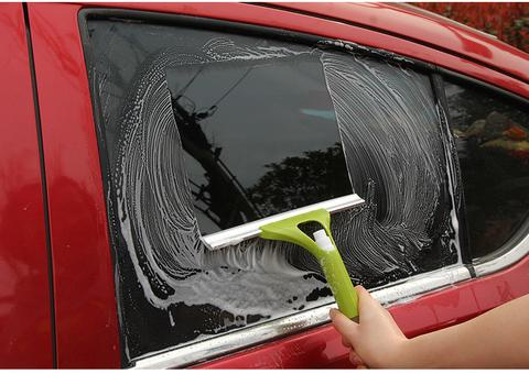 Window Squeegee Cleaner
