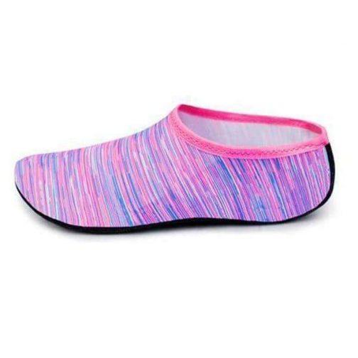 Womens and Mens Water Shoes Barefoot Quick-Dry Aqua Socks