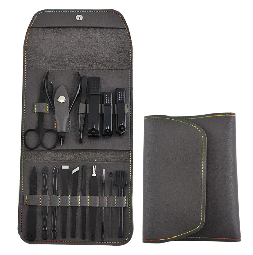 Stainless Steel Nail Clipper Kit