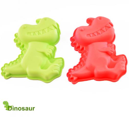 Dinosaur Cookie Molds