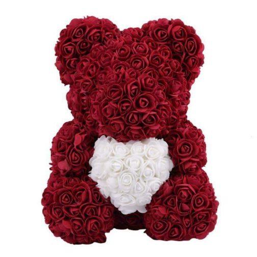 Handmade Rose Bear - the best gift for the loved ones in 2020