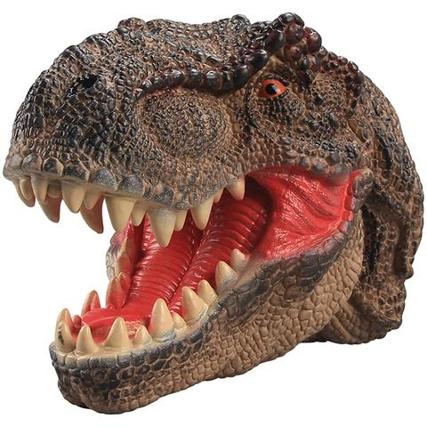 Dinosaur Hand Puppet Gloves
