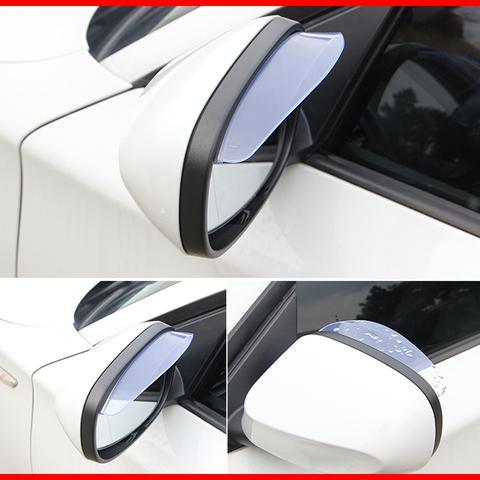 Car Side Mirrors Anti-Rain And Snow Eyebrow