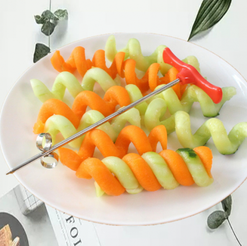 Vegetable Fruit Spiral Knife