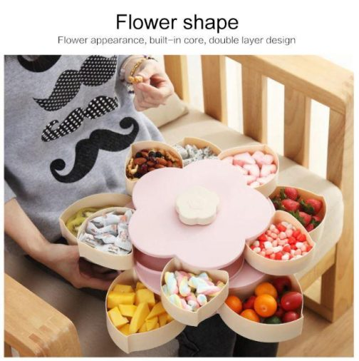 Twist and Bloom Snack Box