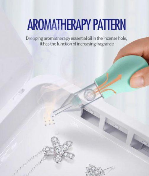 Multi-Functional UV Sterilizer Box