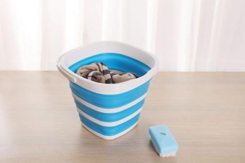 Collapsible Fishing Bucket