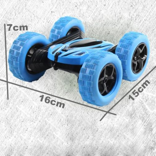 High-Impact RC Stunt Car