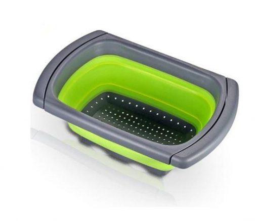 Foldable Vegetable Washing Basket