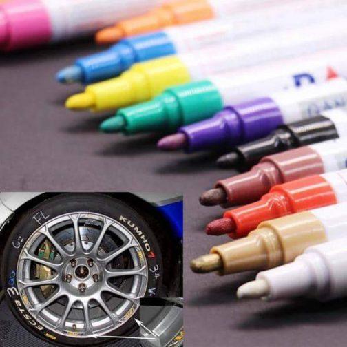 Tire Decoration DIY Pen