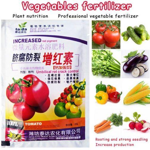 GoGreen Fruit & Veggie Fertilizer