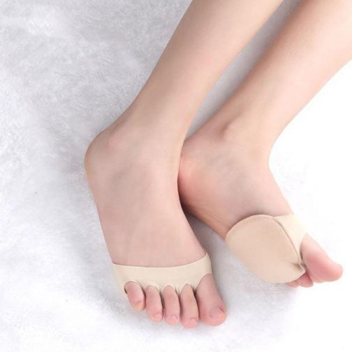 Honeycomb Fabric Forefoots Pads