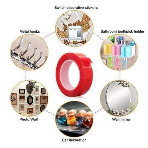 High Strength Double Sided Adhesive Tape - The Ultimate Tape Experience