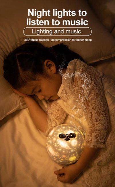 Dynamic Projector Lamp