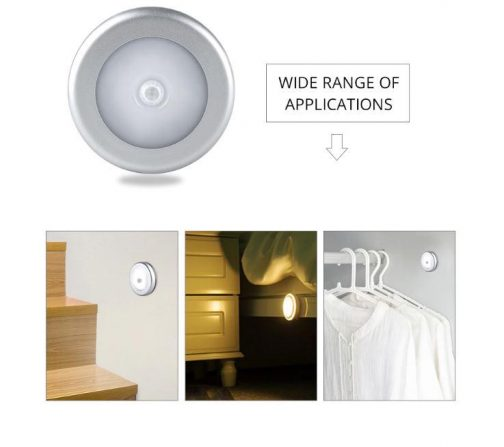 Household Motion Sensor LED Light