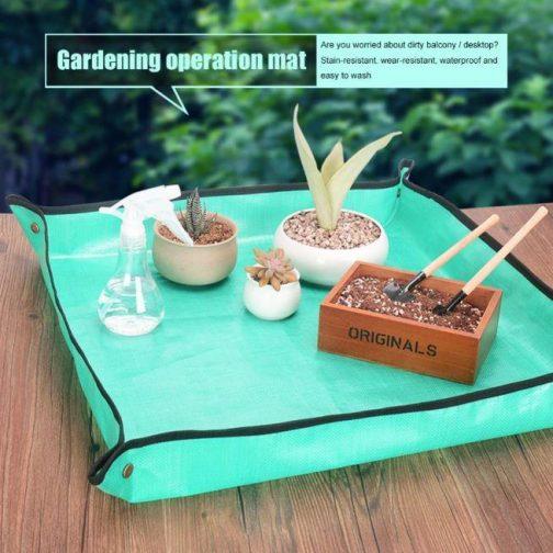 Foldable Waterproof Gardening Mat