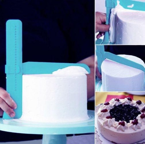 Easy Cake Spatula