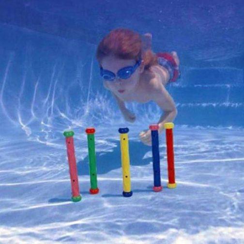 Underwater Pool Diving Sticks