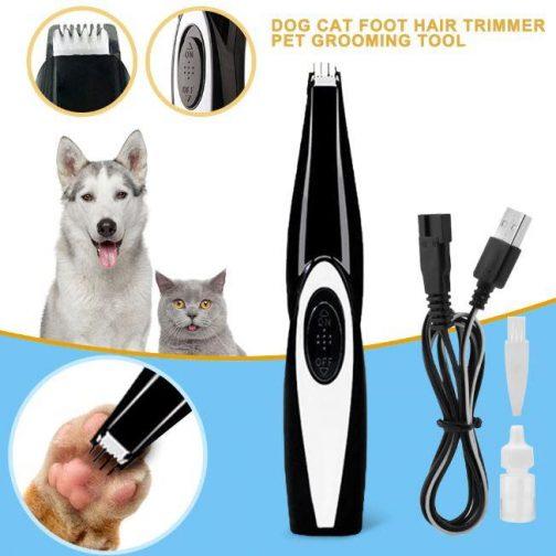 Electric Pet Feet Shaver