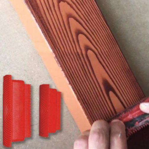 Wood Graining DIY Tool Set