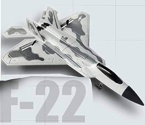 Phantom RC Fighter 3.0 - F-22 Raptor Model