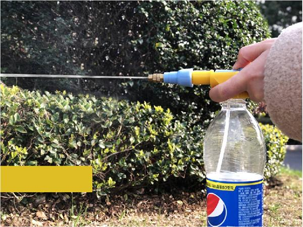 Manual Bottle Sprayer Head