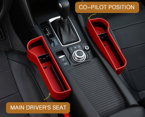 Multifunctional Car Seat Organizer