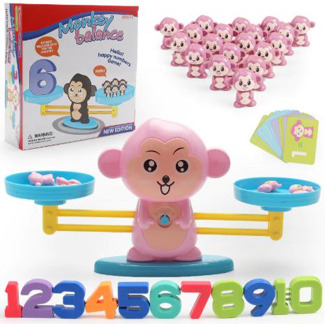 Monkey Math Pro (Child-Development Game)