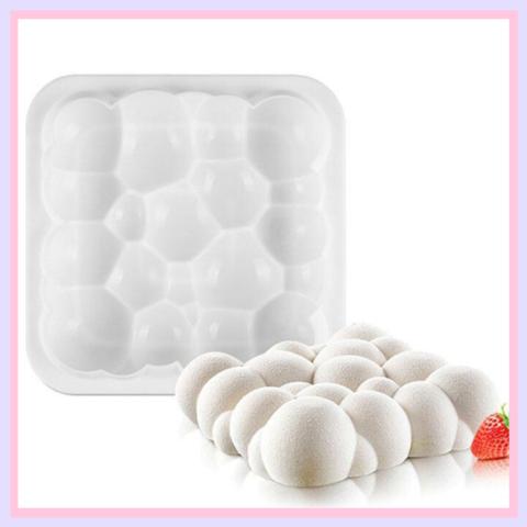 Silicone Cloud Cake Mold