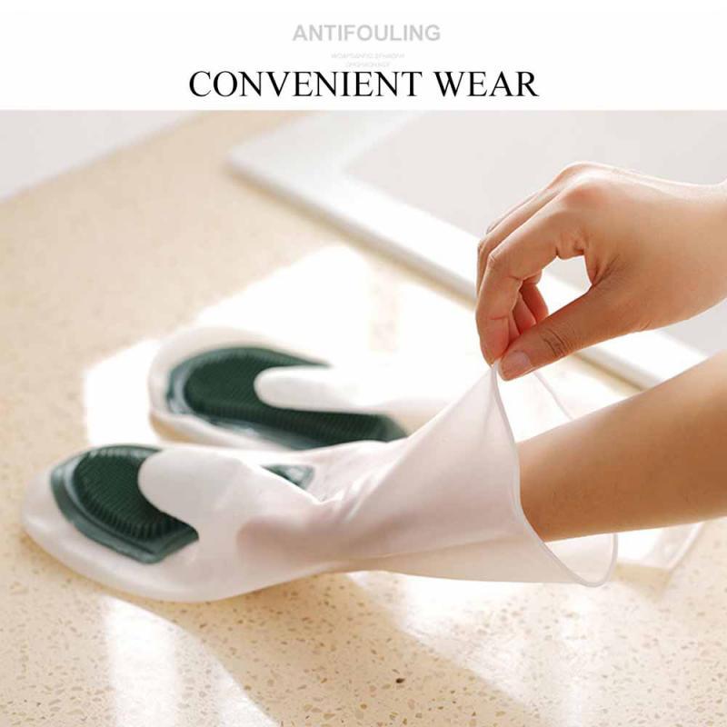 Reusable Silicone Magic Gloves