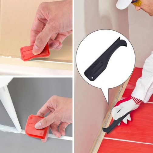 Silicone Glue Scraper Set