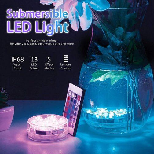 RGB Submersible Light