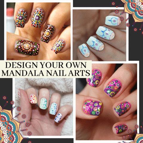 Mandala Dot Painting Tools