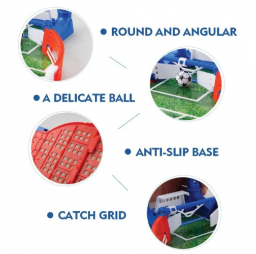 Mini Tabletop Soccer Game Desktop
