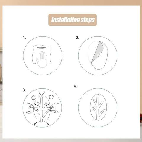 Multifunctional Leaf Hook(2PCS)