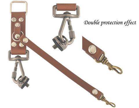 Leather Camera Shoulder Strap