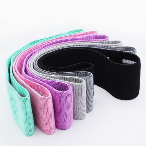 3-Piece Set Fitness Rubber Band Expander