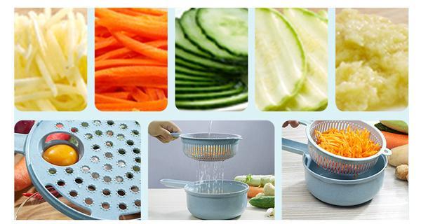 Multi-functional Vegetable Cutter