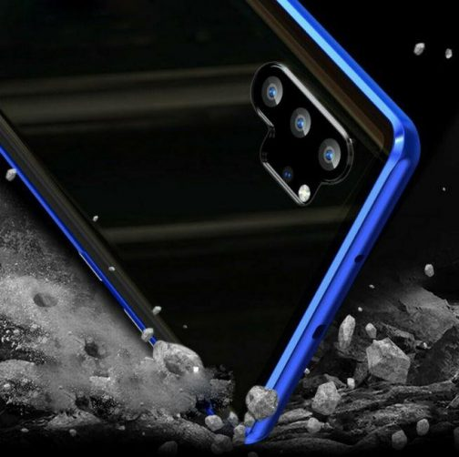 Magnetic Adsorption Phone Case for Samsung