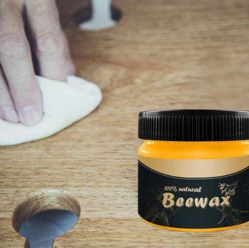 Leather & Household Polishing Beeswax