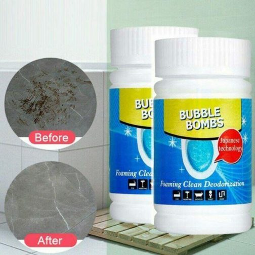 Pipe Dredge Deodorant