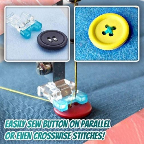 Sew Easy Button Foot