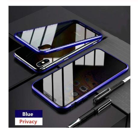 Privacy Protection Magnetic iPhone Case