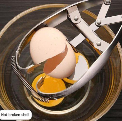 Open The Egg Apparatus
